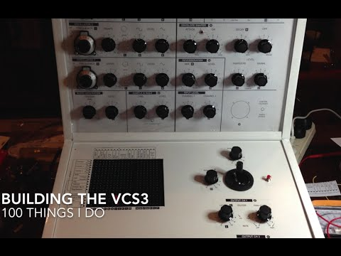 Making of my VCS3
