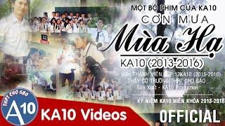 Phim Ngắn | CƠN MƯA MÙA HẠ | Khóa KA10 (2013-2016) | Trường THPT Chợ Gạo - Tiền Giang [OFFICIAL]
