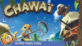 Chawaï — game preview at FIJ 2018 in Cannes