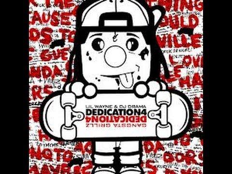Lil Wayne - Dedication 4 mixtape Review