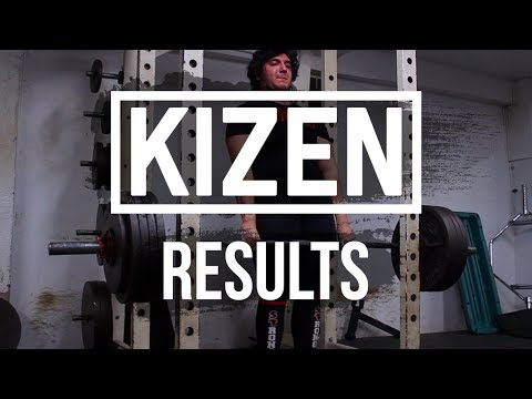 Kizen Infinite Off-Season Results