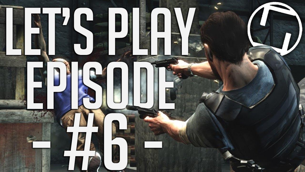 Max Payne 3 | Un bras HUSSEMENT bizarre ! | Let's Play: Episode 6 partie 1