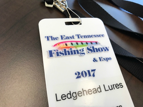Hot New Bass Lures - East Tennessee Fishing Show and Expo