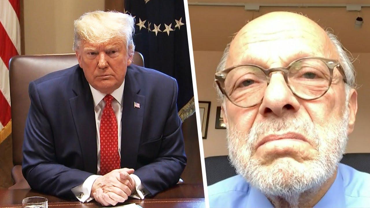 Trump's Physician Denies President Had a Stroke in November