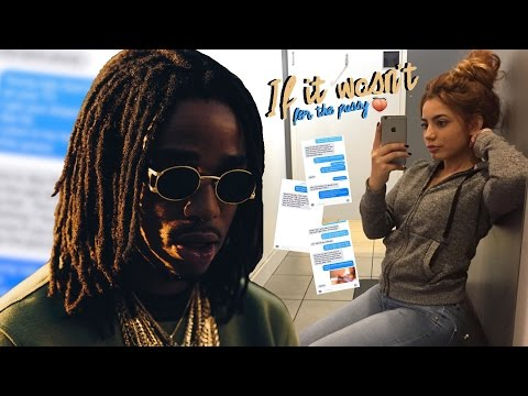 """QUAVO """" IF IT WASN'T FOR YOUR PUSSY """" LYRIC TEXT PRANK ON TRANSGENDER 