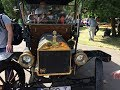 Ford T 1912 ???? (105 years old Ford vehicle at Lviv)