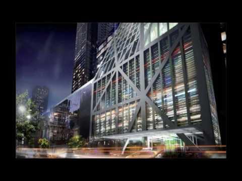 UPDATE!!! NEW YORK | Tower Verre - 53W53 | 320m | 1050ft | 77 fl | June 2017