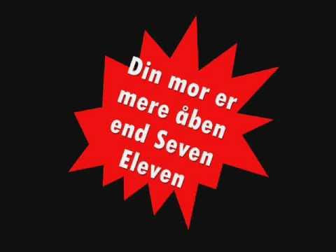 """Danske """"Din Mor"""" Jokes"""