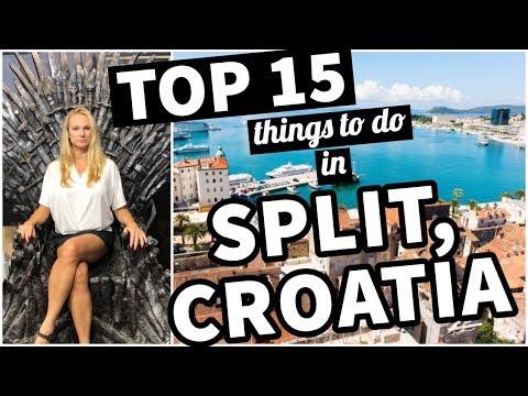 Weekend in Split, Croatia! 🇭🇷  [Top 15 Things to Do]