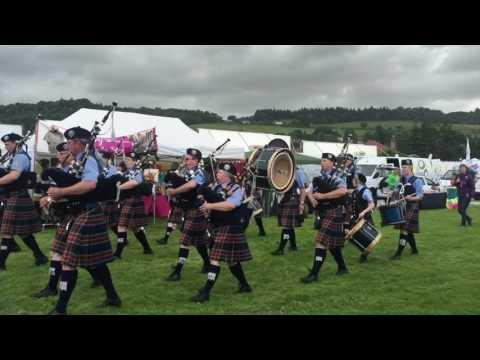 Stirling Highland Games 2016