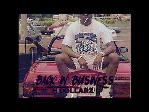 Milano Constantine - Back In Business Ft. H Dollarz
