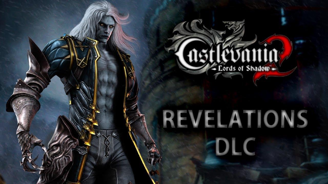 Castlevania Lords Of Shadow 2 Dlc Revelations Alucard