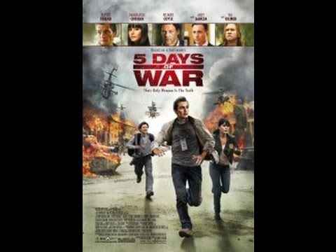 5 Days of War film und serien auf deutsch stream german online