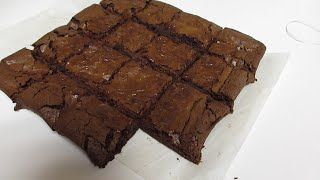 Chewy Fudgy Brownies | Devin Cooks | Episode 13