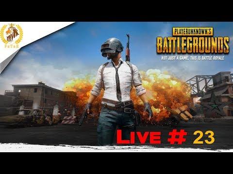 PlayerUnknown's Battlegrounds Live #23