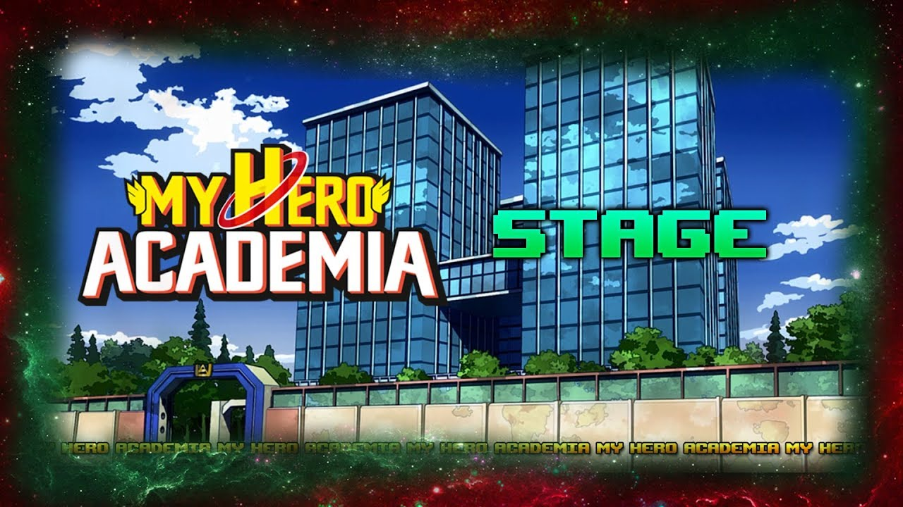 My Hero Academia - Stage - Downloads - The MUGEN ARCHIVE