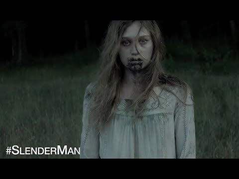 """SLENDER MAN (2018) Official Trailer HD """"Can you See Him?"""""""