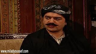 باب الحارة   عصام ارتاح ومبسوط لما عرف انو رح تتقسم الورتة
