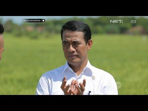 Satu Indonesia Bersama Menteri Pertanian Bapak Andi Amran Sulaiman