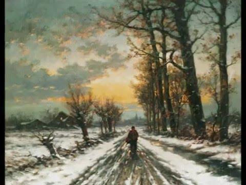 菩提樹 シューベルト 「冬の旅」 から - YouTube
