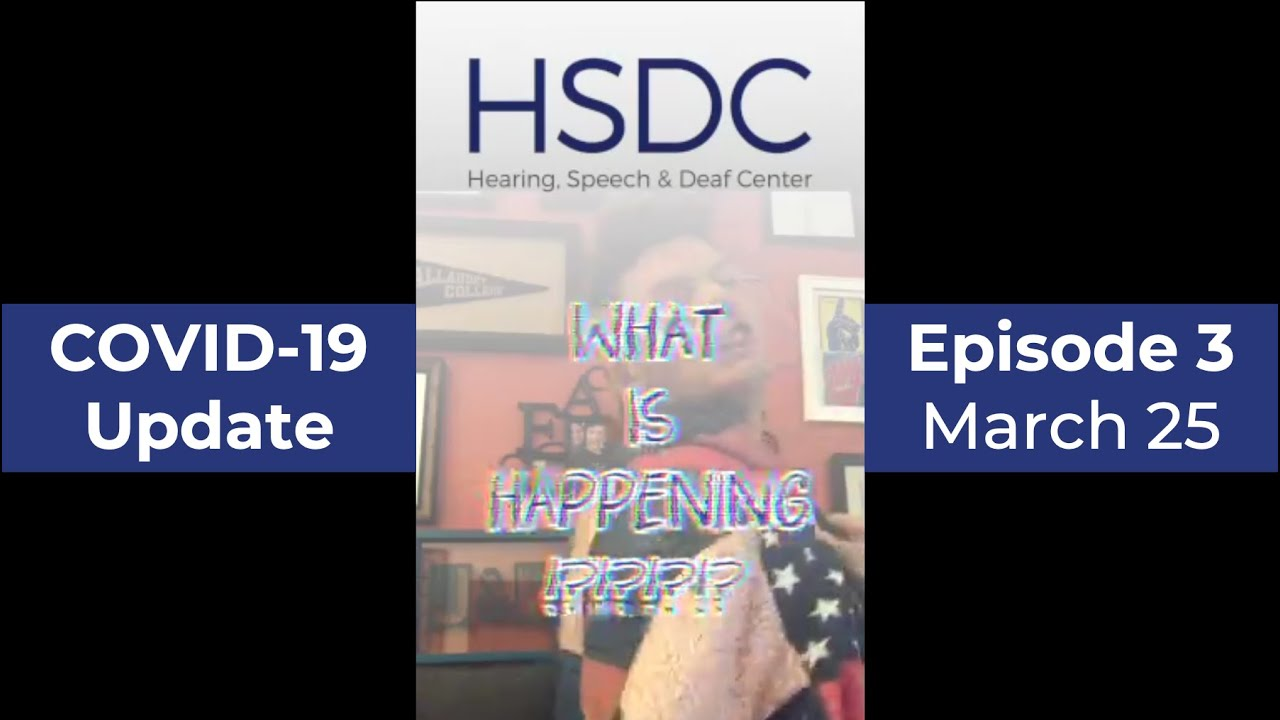 Download WHAT IS HAPPENING!?!?!?!? Episode 3: Social Distancing