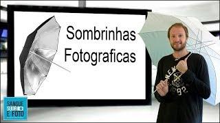 Como Funciona uma Sombrinha Fotografica