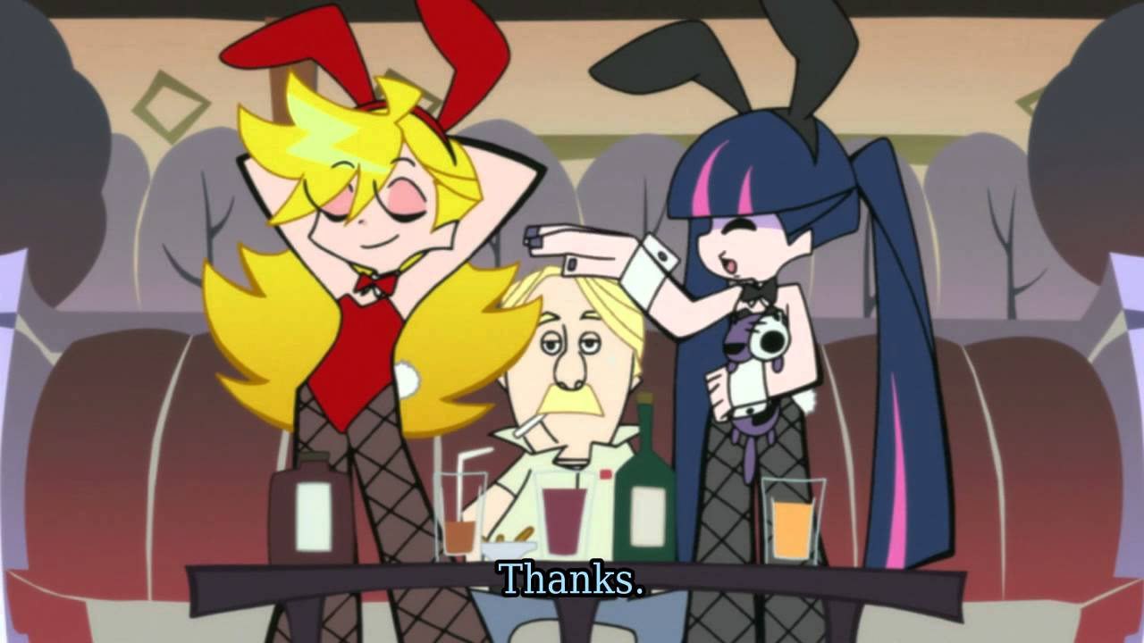Hd Panty And Stocking With Garterbelt Ep07 720P