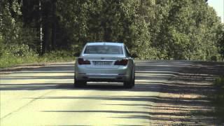 BMW 7 Series F01 2008 2015