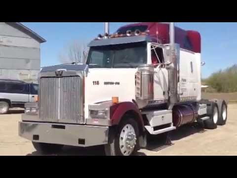 2005 Western Star Trucks 4900 EX Truck For Sale by Online Auction