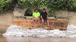 Hurricane Dorian Storm Surge in St Augustine Flooding - 9/4/2019