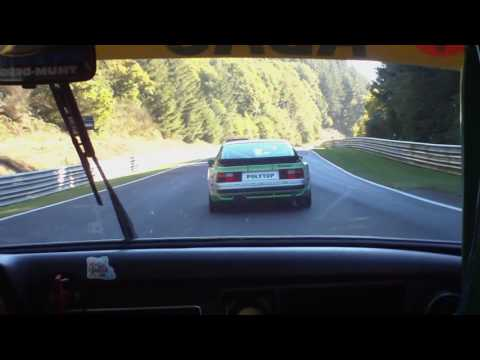 Youngtimer - Westfalen Trophy 2016 - Ford Escort RS2000 Onboard