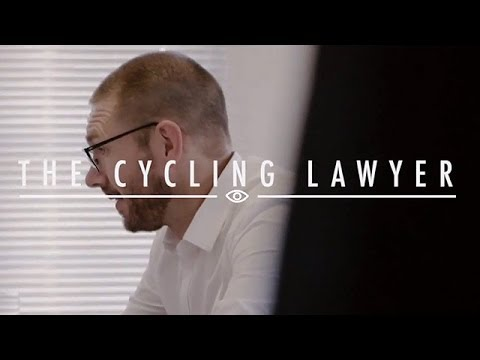 Heineken | People Worth Watching | The Cycling Lawyer