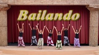 LOS LOCOS & Giò Valeriani - BAILANDO (Moviendo) - (Official Coreography Video Tutorial)