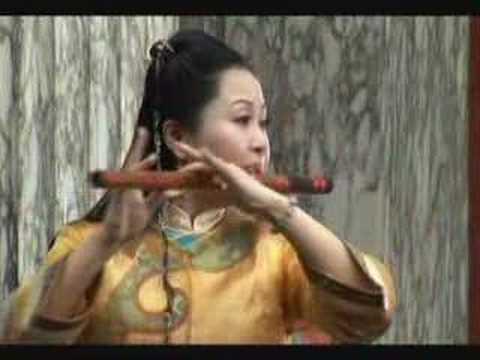 Chenyue plays Flying Patridge