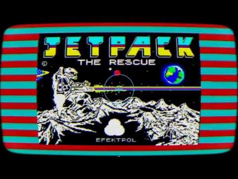 Jetpack: The Rescue (ZX Spectrum/Android Game) from Efektpol Games
