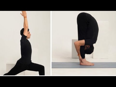 Standing Strong Body warm up /Weight lose Yoga /Master Ajay / Jai yoga