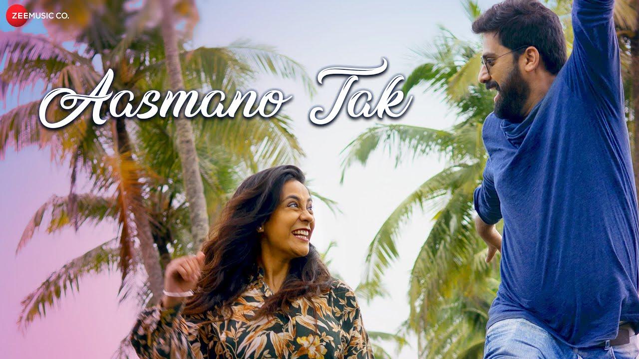 Aasmano Tak - Official Music Video   Digvijay Joshi   Akanksha Sthalekar