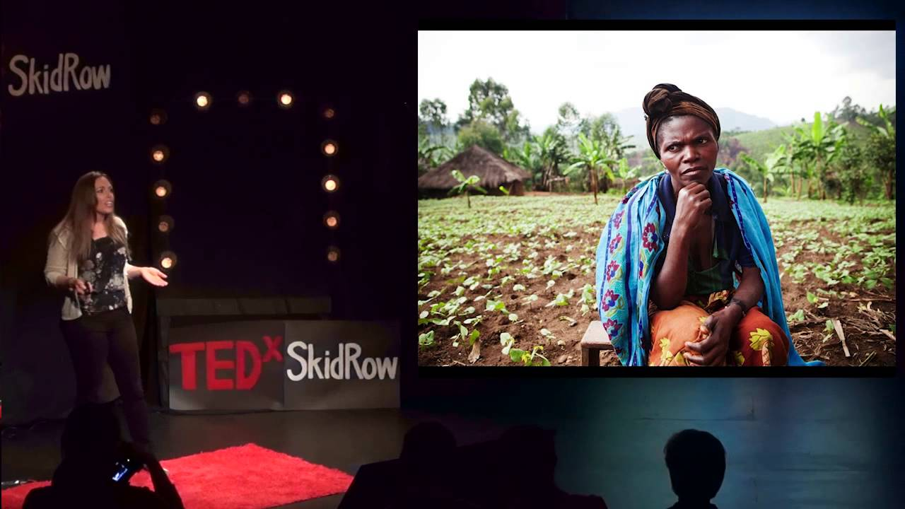 TEDx Unreasonable Activism in the Heart of the Democratic Republic of Congo