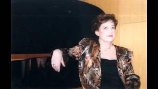 J. Raff: Frühlingsboten, Op. 55 No. 12 (Abends) - Ilona Prunyi (piano) - Live concert recording