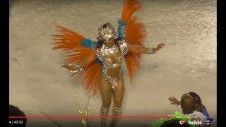 Rio de Janeiro Carnaval 2019 Brazil - day 2 of Samba Brasil Carnival (56)