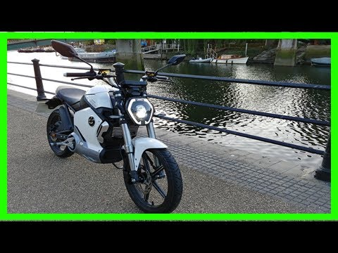 super soco ts1200r first ride by news today youtube. Black Bedroom Furniture Sets. Home Design Ideas