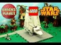 Imperial Shuttle Tydirium set 75094 LEGO Star Wars - Stop Motion Review