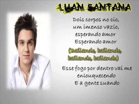 Bailando brazilian versionEnrique Iglesias ft Luan Santana & Gente de Zona