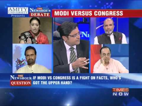 The Newshour Debate: Fact versus fact - FULL DEBATE