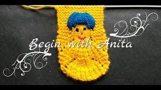 tutorial 52- kids sweater design/ sweater knitting design in hindi