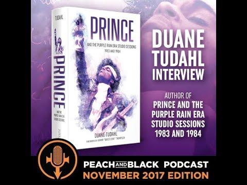 FULL INTERVIEW - Duane Tudahl -  Prince and the Purple Rain Era Studio Sessions: 1983 and 1984