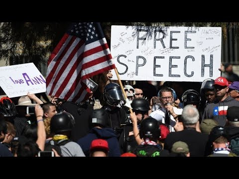Why Don't College Speakers Understand Free Speech?