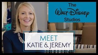 The Walt Disney Studios: Role Spotlight | Marketing with Katie and Jeremy