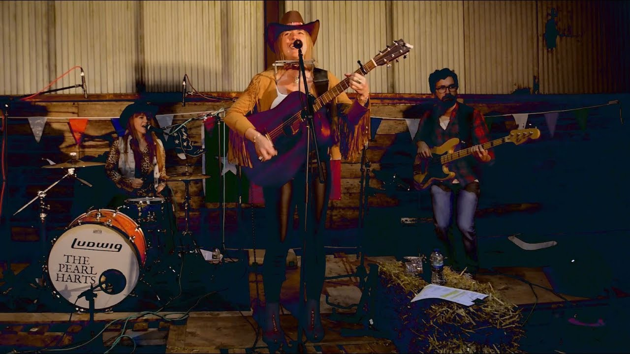 Barn With Us - Country & Western Band (Caller Available)