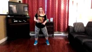 Zumba Dance Fitness - Adrenalina